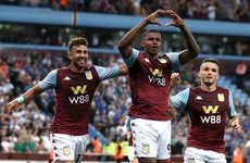 Aston Villa beat Everton to pick up first Premier League win since February 2016