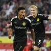 English teenage starlet Sancho inspires Dortmund comeback