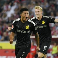 English teenage starlet Sancho inspires Dortmund comeback