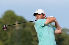 Joint-second McIlroy one shot off leader Koepka at Tour Championship halfway mark