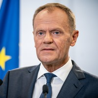 EU's Tusk warns 'trade wars will lead to recession' as world leaders meet in France for G7 summit