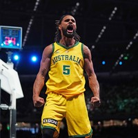 NBA star steers Australia to stunning first-ever win over world champions USA