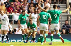 As it happened: England v Ireland, RWC warm-up