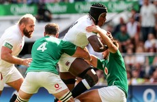 Ireland crash and burn as England rip Schmidt's men apart in London