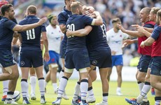 Scotland redeem themselves with warm-up victory over France