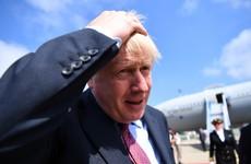 Johnson and Tusk trade 'Mr No Deal' jibes as G7 summit kicks off