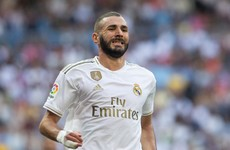 Benzema on target but frustrated Real Madrid drop points at the Bernabeu
