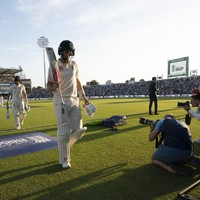 Root digs in to revive England's Ashes hopes in third Test