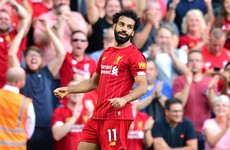 'Mo's goal was absolutely amazing': Klopp praises Salah after Liverpool win over Arsenal