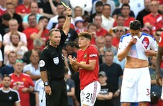 James doesn't dive, says Solskjaer after United winger is booked for simulation twice in a week