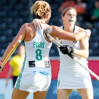 Mullan strikes late to secure Ireland's top-tier status at European Hockey Championships