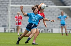 LIVE: Dublin v Cork, Ladies All-Ireland semi-final