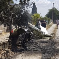 Seven dead after plane and helicopter collide in Mallorca