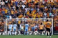 97th-minute Jimenez penalty earns Wolves a draw with Burnley