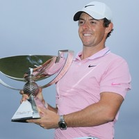 High-flying McIlroy delighted to join Tiger Woods on two FedEx Cup titles