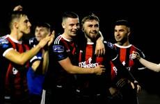 Leinster Senior League outfit Crumlin draw Bohs in FAI Cup quarter-finals