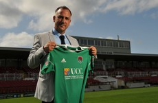 Fenn returns to Cork City to take over as head coach on 'multi-year agreement'