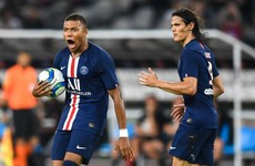 Problems for PSG as key men Mbappe and Cavani set for spells on the sidelines