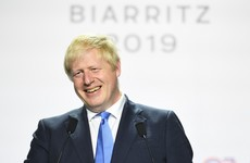 Johnson short on detail on Brexit plans as diplomatic tour comes to an end at G7