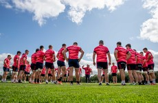 Short-term signings possible as Munster await final Ireland World Cup squad