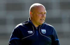 Derek McGrath in talks with Laois over minor hurling coaching role