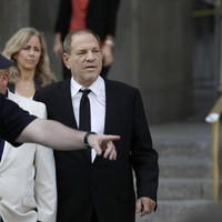 Harvey Weinstein pleads not guilty to sexual assault charges as trial delayed to next year
