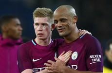 Kompany will turn things around at Anderlecht, insists De Bruyne