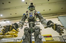 A humanoid robot has joined the crew of the International Space Station