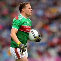 Respect from the capital for playing feats of Moran and forecast of a sideline career with Mayo