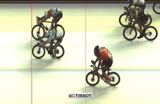 Sam Bennett denied back-to-back Vuelta wins in photo finish, Roche remains in red