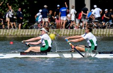 Success for Ireland at World Rowing Championships as quintet book semi-finals spot