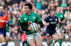 Positive progress puts Carbery in line to recover for World Cup opener