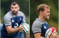 Ireland set to hand Beirne and Addison starts as POM moves to 7