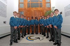 Seven sets of twins enrol for first year at Glanmire school... for the second year running