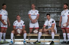 Ulster unveil new home and away kits for 2019-20 season