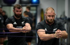 Shock in All Blacks' World Cup squad as 108-cap Owen Franks dropped