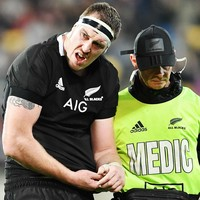 Hansen admits he has 'rolled the dice' on Retallick fitness with one eye on quarters