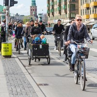 Poll: Should there be Copenhagen-style cycle lanes in every major Irish city?