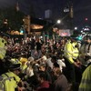 'If you shut down our parliament, we shut down the streets': Thousands protest decision to suspend UK parliament