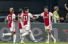 €15 million De Ligt replacement on target as Ajax progress to Champions League group stages