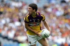 Meath and Wexford name starting line-ups for weekend