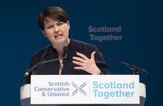Ruth Davidson urges MPs to 'vote for a deal' as she resigns as Scottish Tory leader