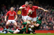 Gatland hands out two debuts in experimental Wales team to face Ireland
