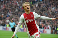 Ajax forward completes €20 million Nice move