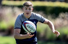 Schmidt backs Ringrose's 'temperament and skill base' to fit in at out-half