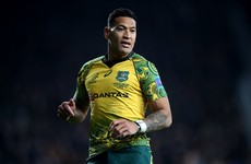 Rugby star Israel Folau claims anti-gay sacking a 'restraint of trade'