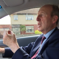 'I got into terrible trouble': Shane Ross on that social media speed bump, and why he went electric in the first place
