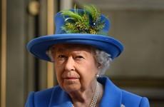 Queen Elizabeth's portrait back on display in Stormont House
