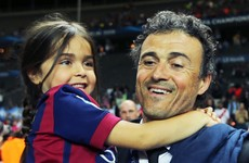Former Spain and Barcelona manager Luis Enrique's daughter dies aged nine