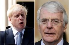 Former PM John Major joins legal action against Boris Johnson's prorogation